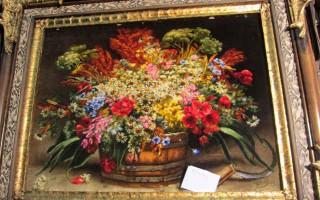 السجاد اللوحة لا. 8