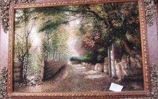 tappeto tableau No. 3